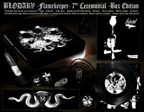 Blodarv - Flamekeeper Ceremonial Box