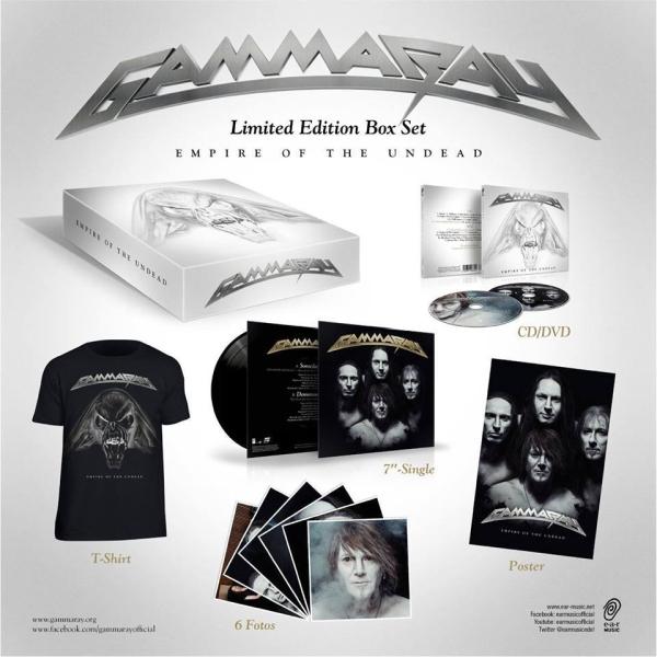 GAMMA RAY Box Set