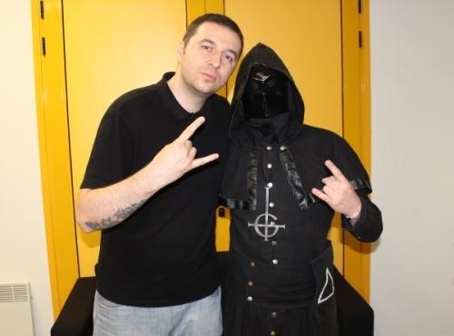 Водещият Васко и The Nameless Ghoul - Ghos
