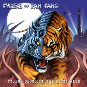 Tigers Of Pan Tang - Tigers Session: The First Wave