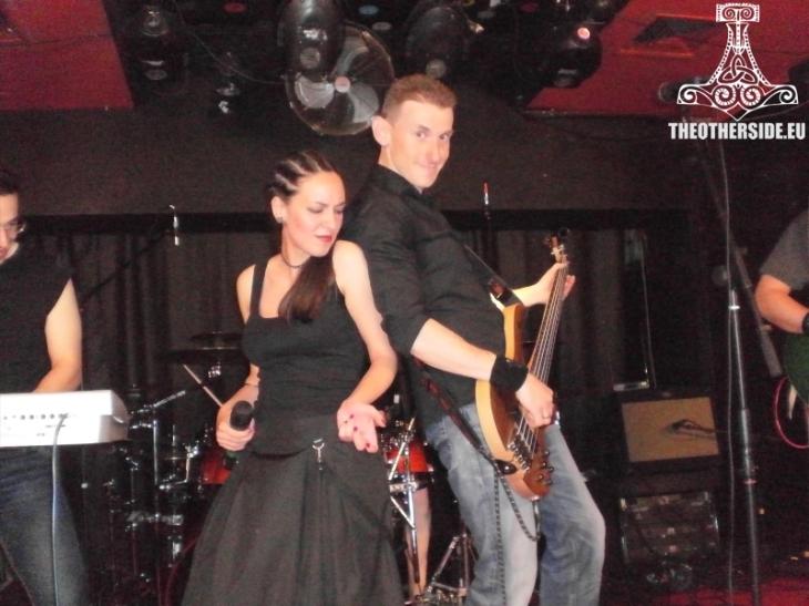 Ювиги и Вероника Лалева