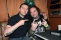 Водещият Васко и Max Cavalera - Soulfly
