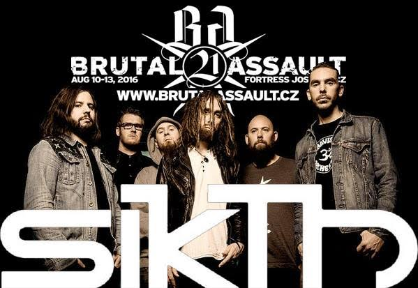 Sikth on Brutal Assault Festival