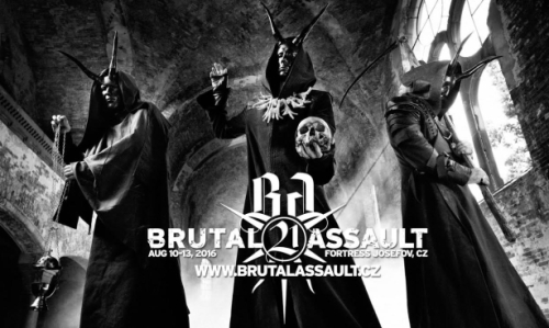 Behemoth on Brutal Assault