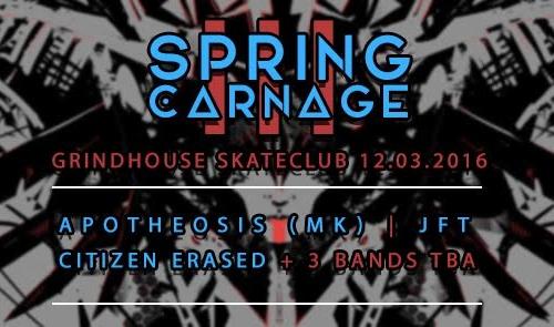 Spring Carnage