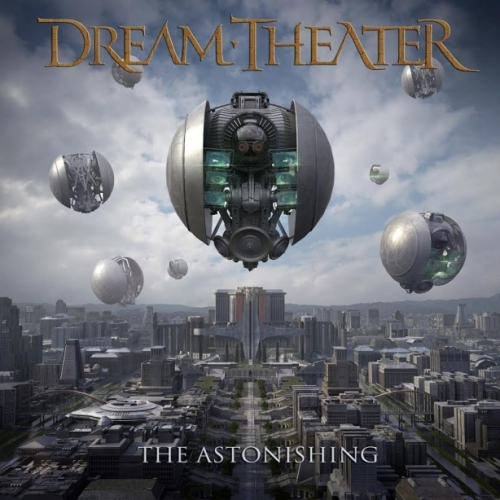 Dream Theate - The Astonishing