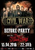 Civil War before party