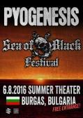 Sea Of Black Festival 2016