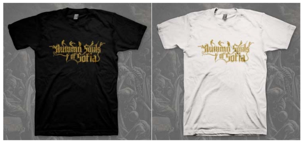 Autumn Souls Of Sofia T-Shirts