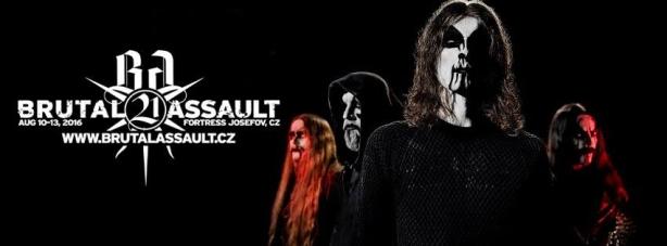 1349 on Brutal Assault 2016