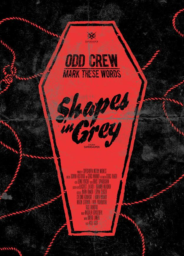 Odd Crew - Shapes in Grey