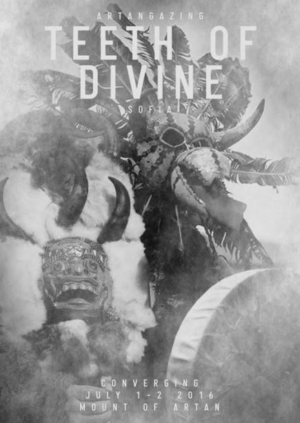 Mount Of Artan - Teeth Of Divine