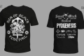 Sea Of Black 2016 official t-shirt