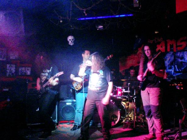 27.03.2015 Bar-Club Adams