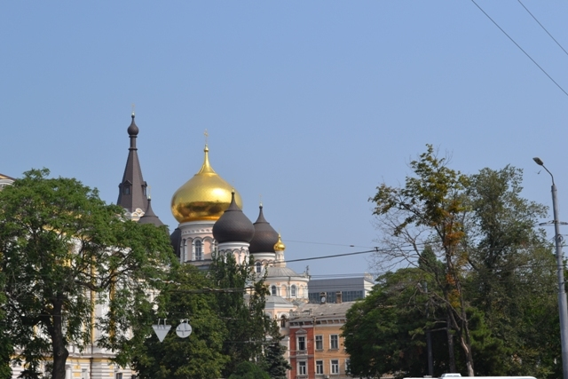 Свети Пантелеймон - мъжки манастир