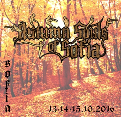 Autumn Souls Of Sofia 2016