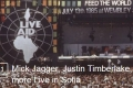 Mick Jagger, Justin Timberlake, Bruno Mars and many more Live in Sofia