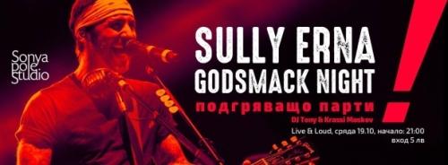 Godsmack Night