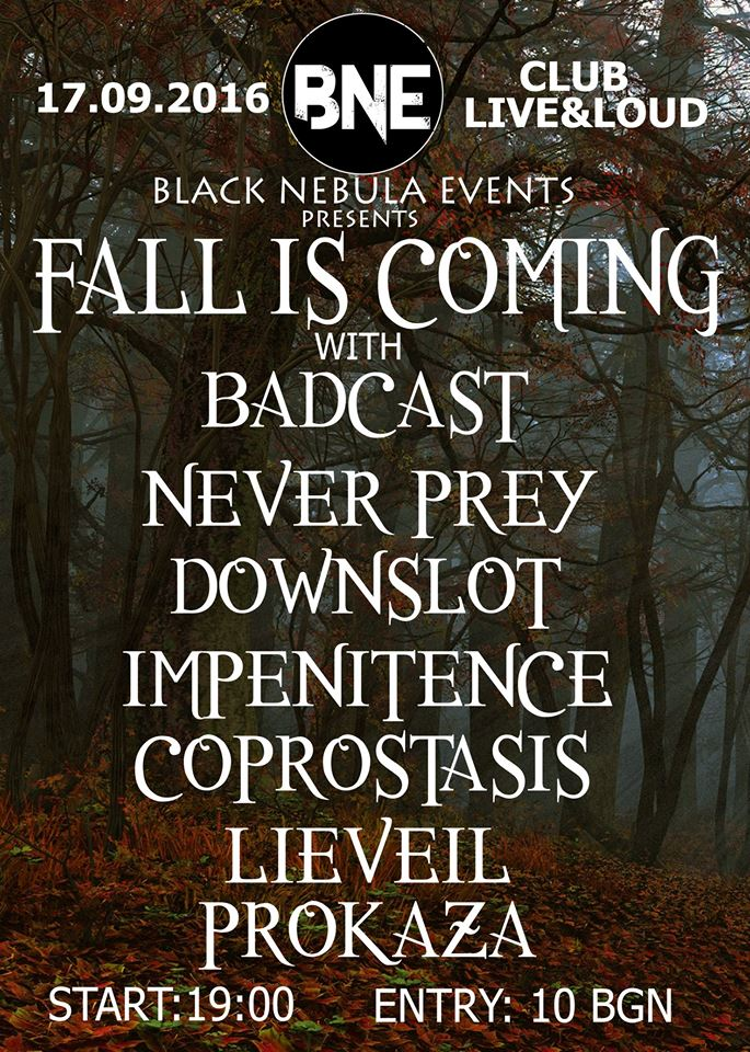 Fall is Coming 2016