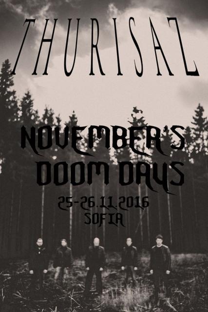 Thurisaz on November's Doom Days