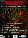 Septic Pit и Inflict на турне