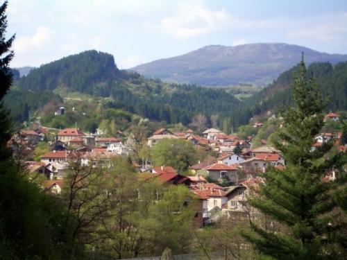 село Долни Пасарел
