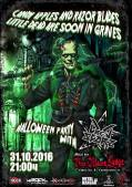 Halloween Party с DREG STARZ в The Black Lodge