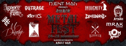 Rubik Metal Fest