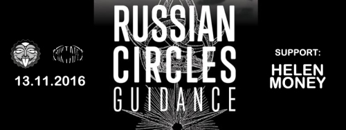 Russian Circles live in Sofia