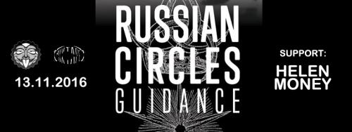 Russian Circles live in Sofia