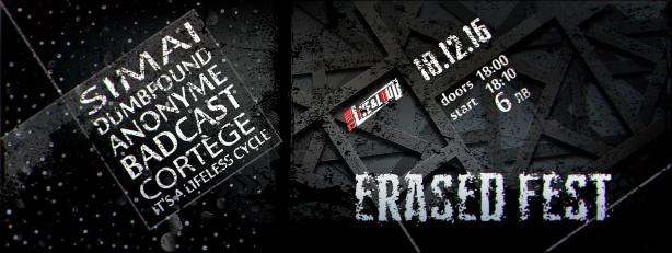 Erased Fest