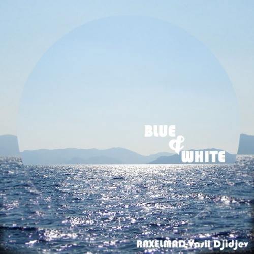 Raxelmad - Blue & White