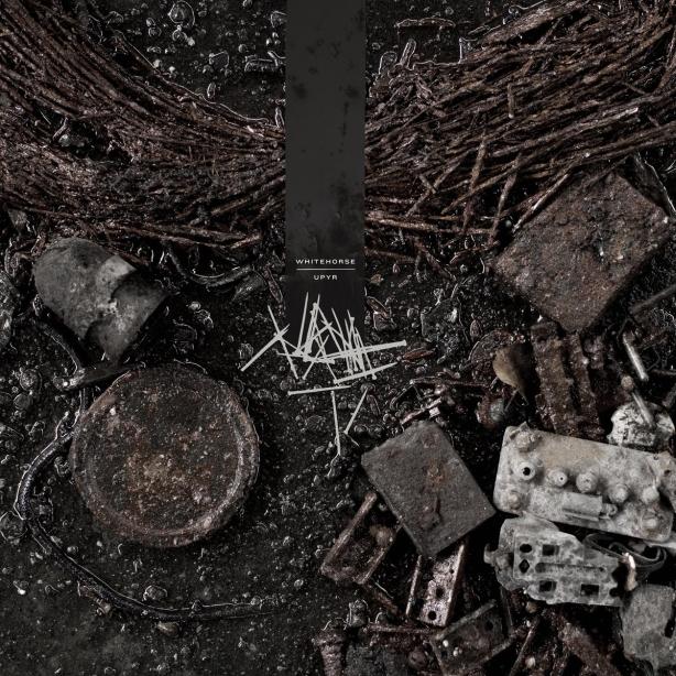 Upyr/Whitwhorse split EP 2017