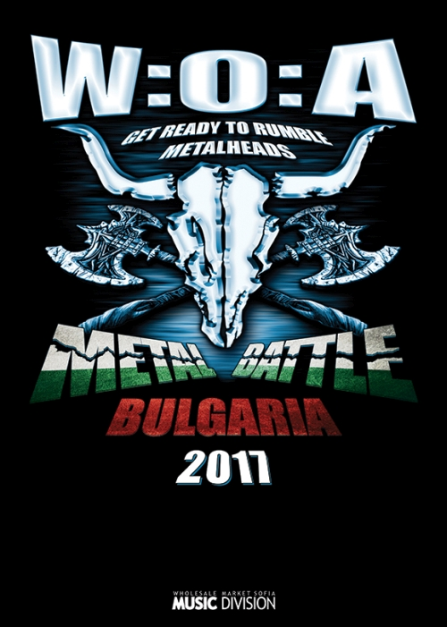 W:O:A Metal Battle Bulgaria 2017