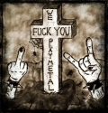 Hellrider - Fuck You, We Play Metal