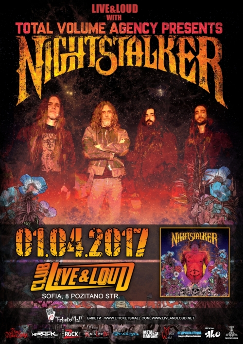 Nightstalker in Sofia