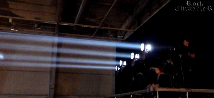 Водещите прожектори