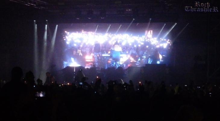Светлините ни на живо и на екран