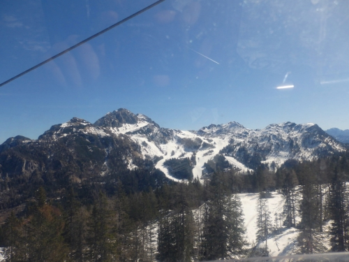 View from Millennium Express