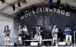 Kizz at Mountain Stage