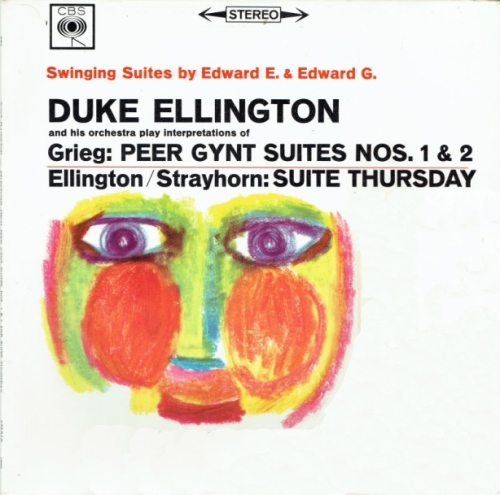 Grieg-Ellington: Swinging Suites by Edward E. and Edvard G.