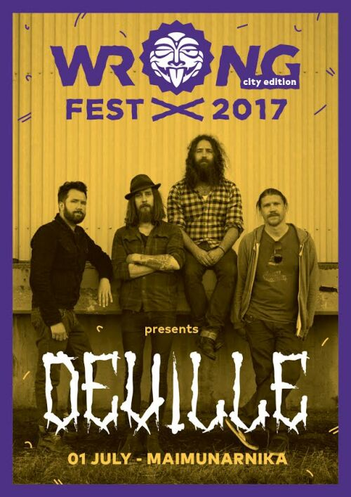 Wrong Fest 2017 - Deville