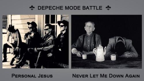 Z-Rock Depeche Mode Battle