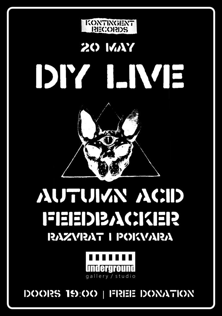 Autumn Acid in Sofia