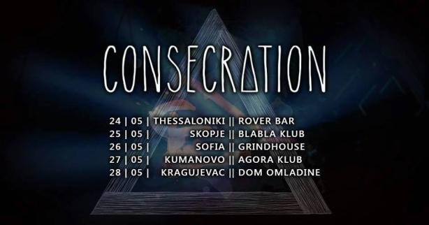 Consecration Tour