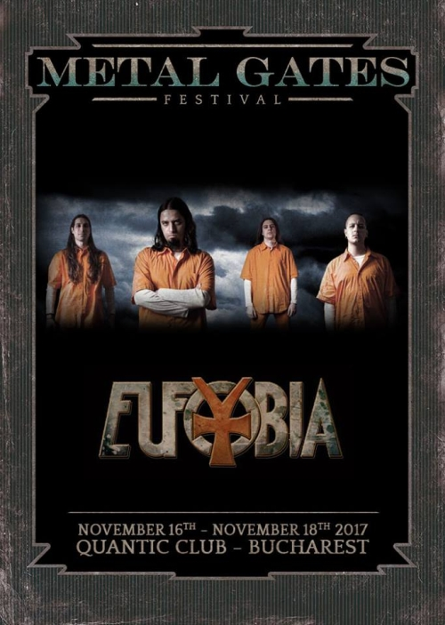 Eufobia on Metal Gates Fest 2017
