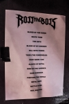 Ross The Boss setlist