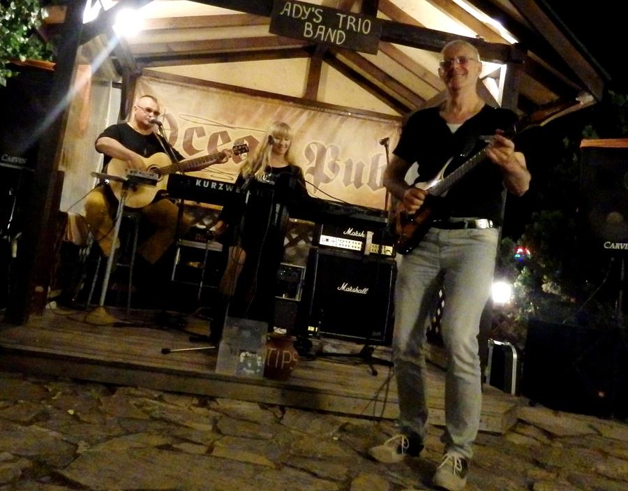 Ady`s Trio Band at Тъпото