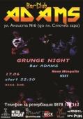 Grunge Night