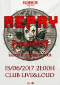 Repay and Phenomy Live in Sofia